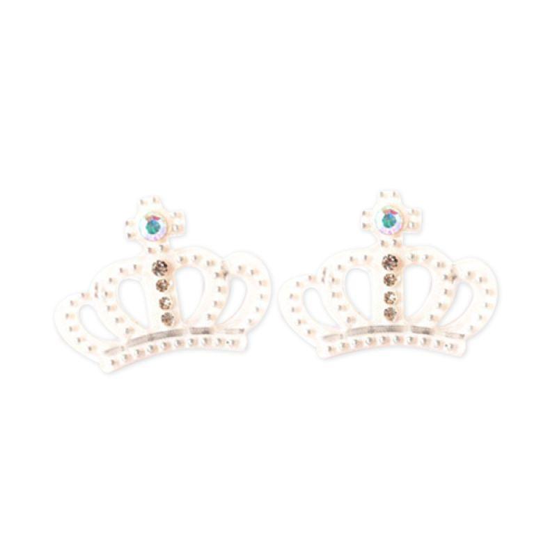 Twiinkles Crown Funky Earrings (2060016)