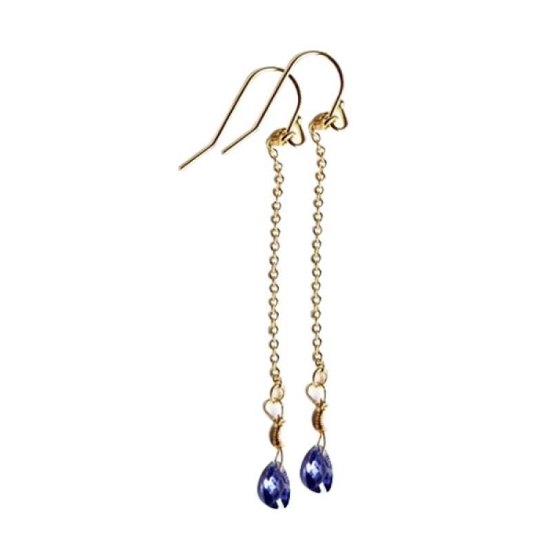 Twiinkles Ice Blue Earring (2010001)