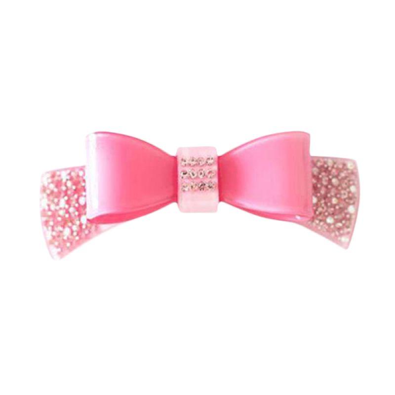 Twiinkles Ribbon Hairpin Pink (1060005)