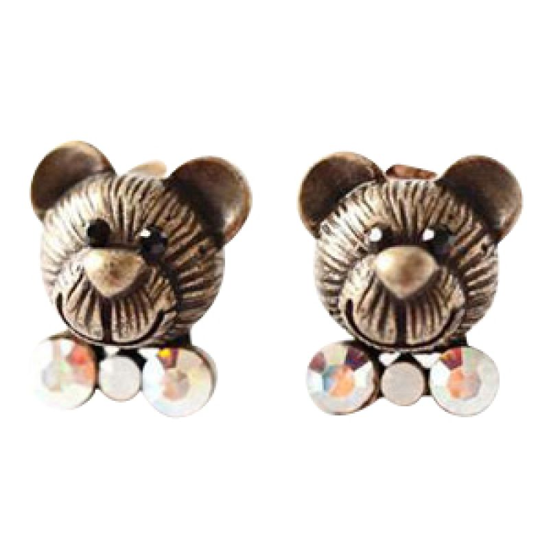 Twiinkles Teddy Bear Earrings Cry (2070046)