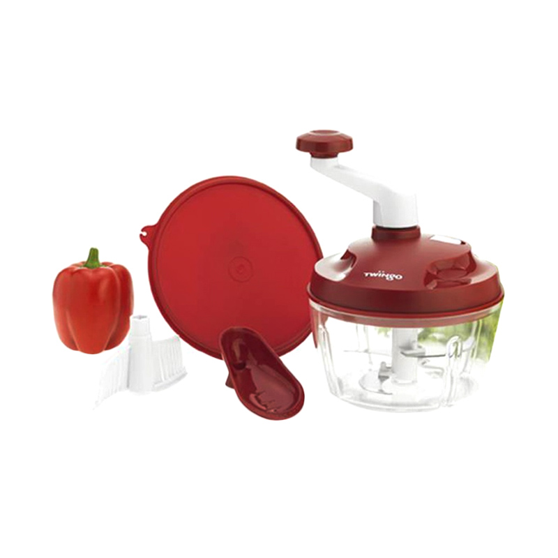 Weekend Deal - Twingo Easy Chopper Red Mixer