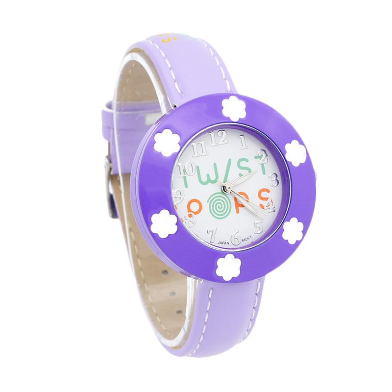 Twist Pops TWISTPOP-PL Jam Tangan Remaja Perempuan - Purple