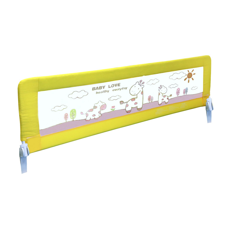 harga Twomother Infant Baby Bed Safety Guard Rail - Yellow Deer [180 cm] Blibli.com