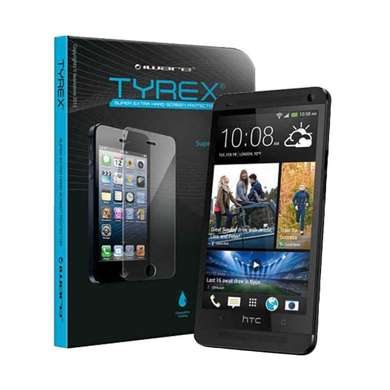 Tyrex Tempered Glass Screen Protector for HTC One M7