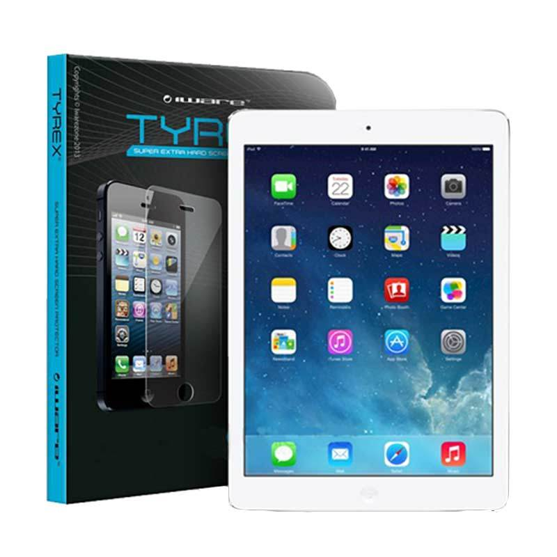 Tyrex iPad Air Tempered Glass Screen Protector for iPad air