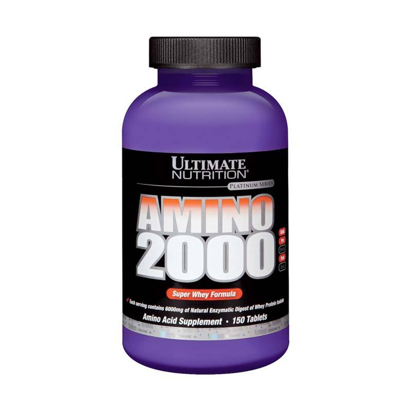 Ultimate Nutrition - Amino 2000 (150 tabs)