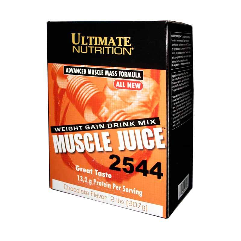 Ultimate Nutrition - Muscle Juice 2 lbs Chocolate