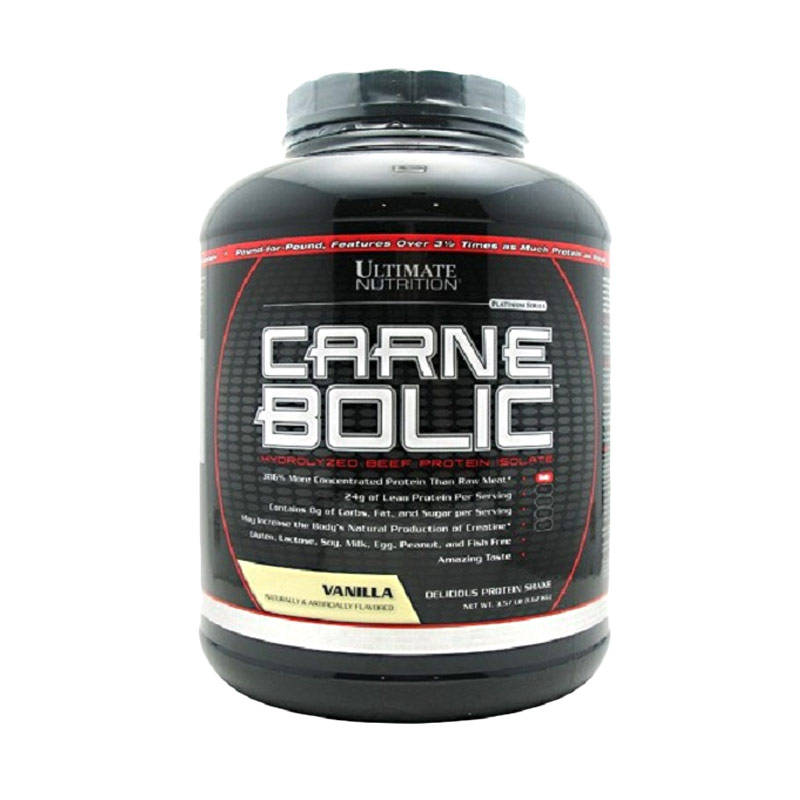 Ultimate Nutrition Carnebolic Vanilla Multivitamin [isi 3.7 lbs]