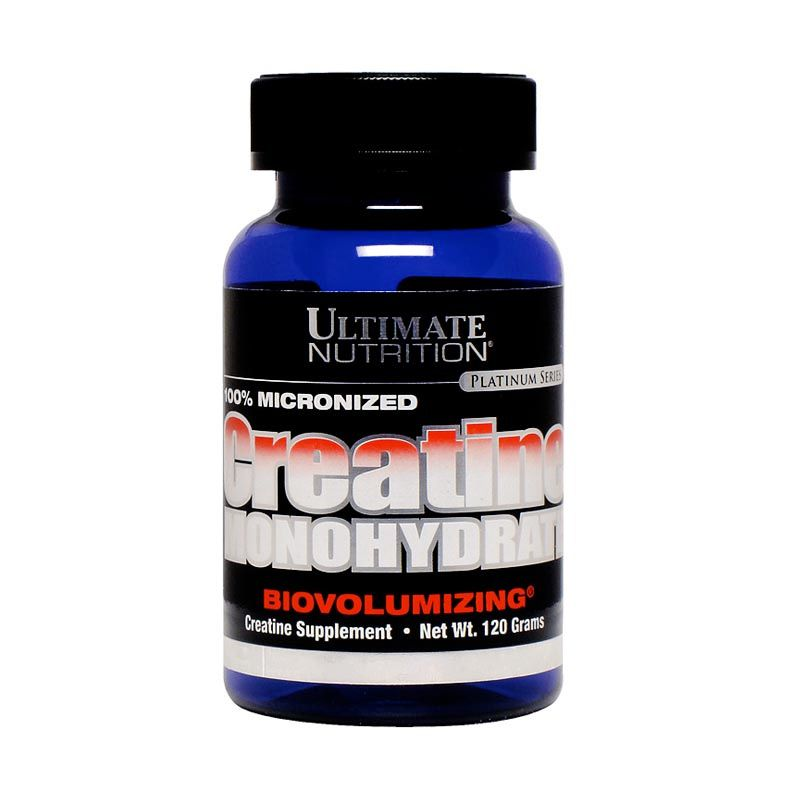 Ultimate Nutrition - Creatine Monohydrate (120 gr)