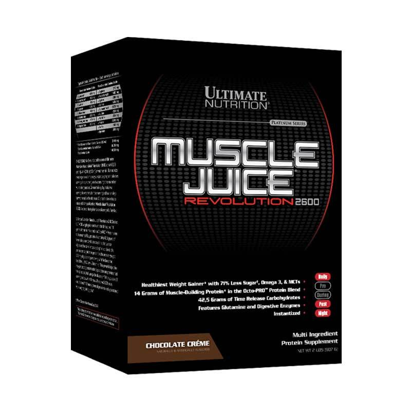 Ultimate Nutrition - Muscle Juice Revolution 2 lbs Chocolate