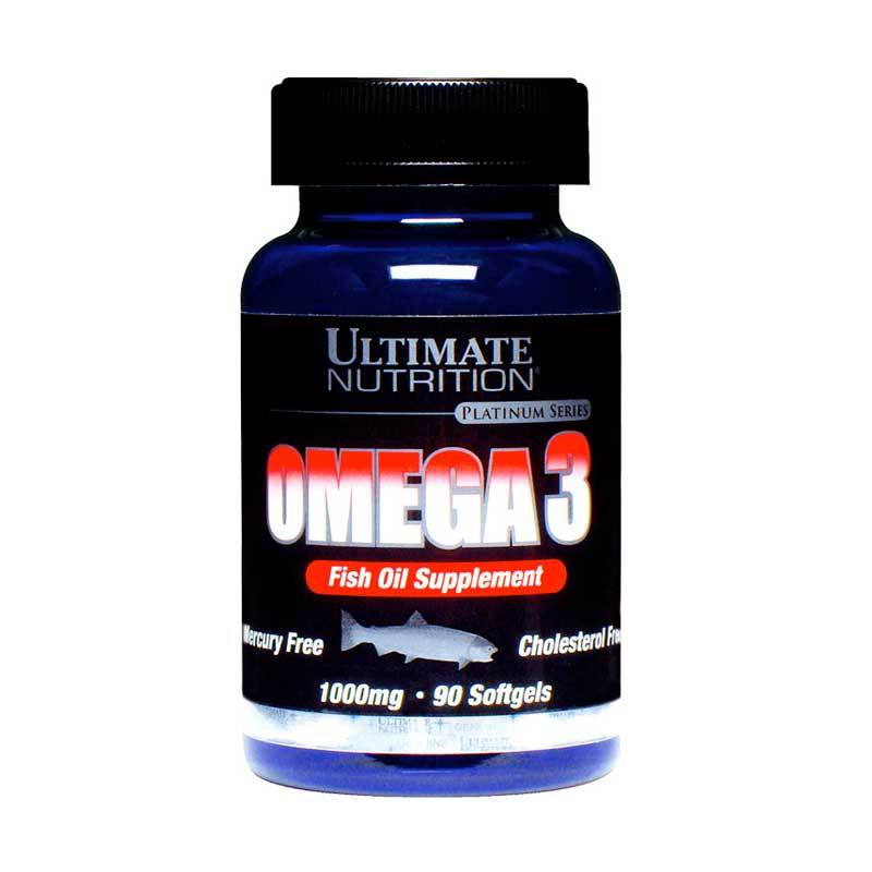 Ultimate Nutrition - Omega 3 (90 softgels)