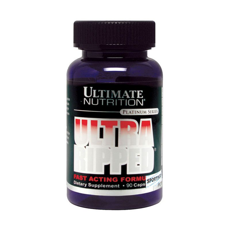 Ultimate Nutrition Ultra Ripped Fast Acting Formula, 90 caps