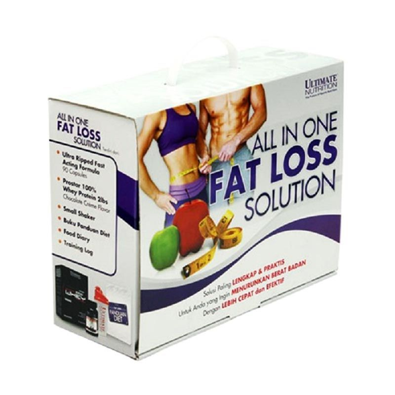 VISA DEAL - Ultimate Nutrition All in One Fat Loss Solution