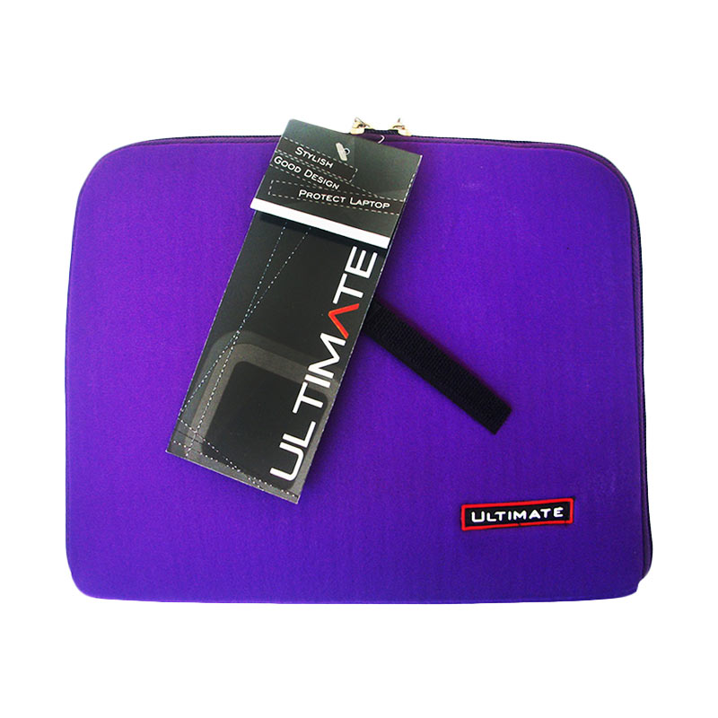 Ultimate Classic Purple Softcase for Notebook [10 Inch]