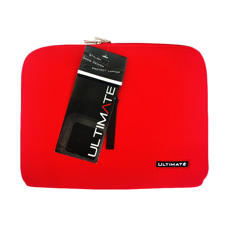 Ultimate Classic Red Softcase for Notebook [10 Inch]