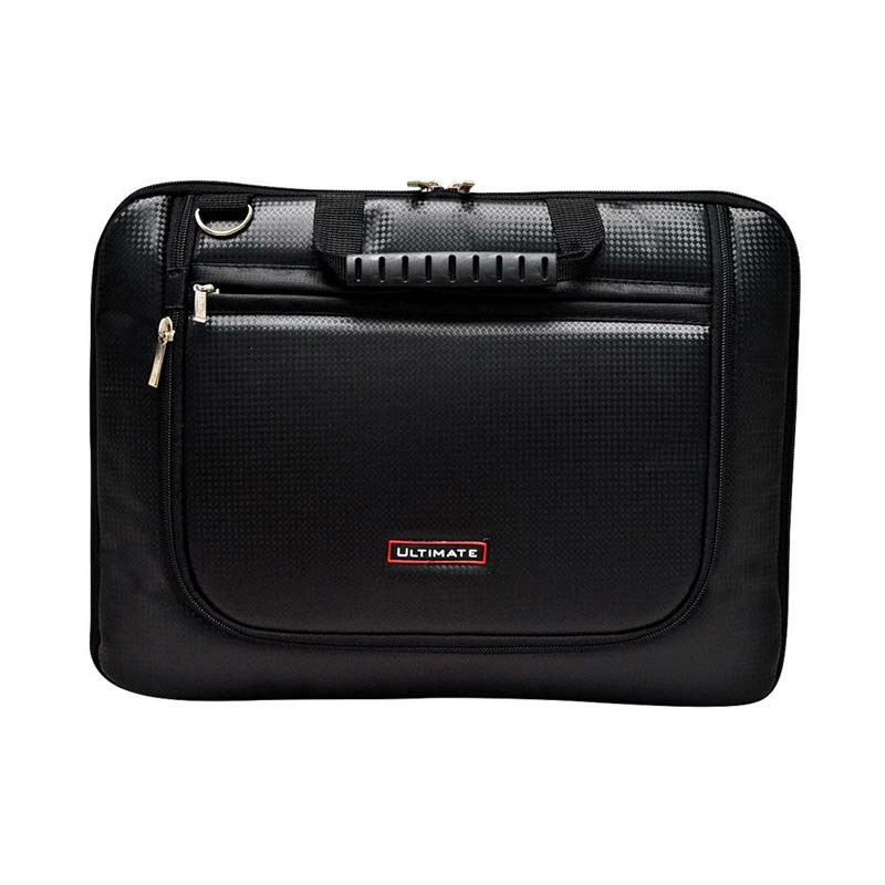 harga Ultimate Softcase Single Kevlar MX Black Tas Laptop [14 Inch] Blibli.com