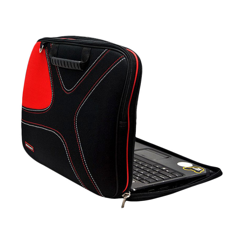 Ultimate Softcase Slavee Double X Red