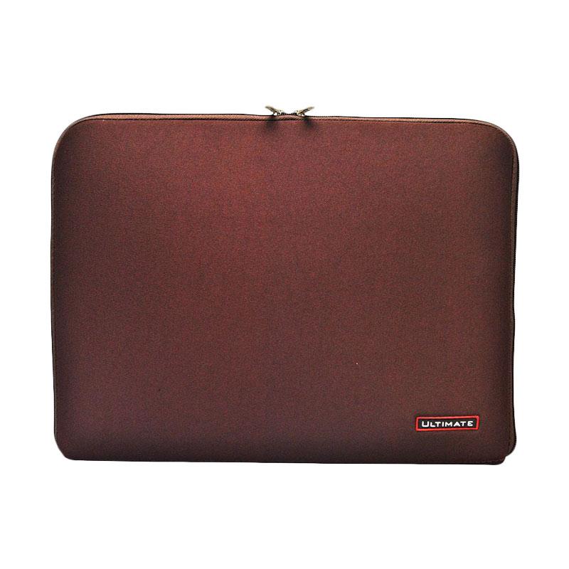harga Ultimate Softcase Plain Classic Brown Tas Laptop [14 Inch] Blibli.com