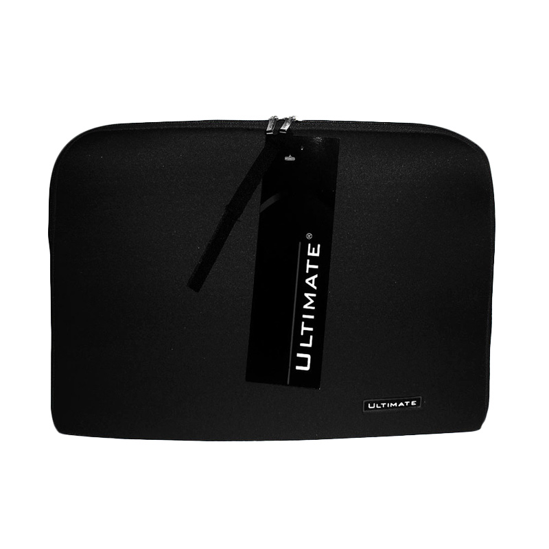 Ultimate Softcase Classic Tas Laptop - Hitam [11.6 Inch]