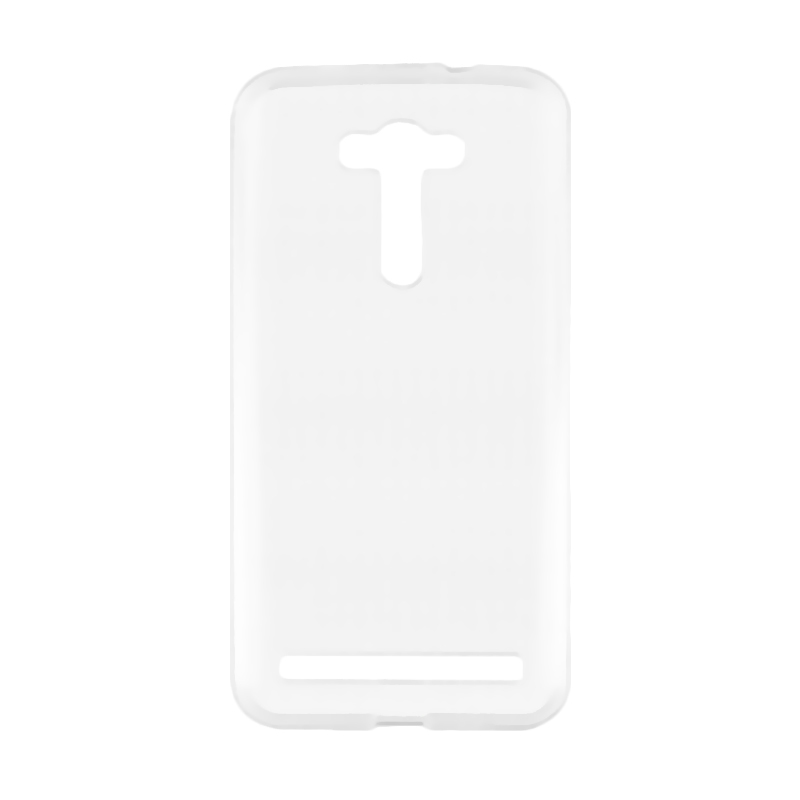Ultrathin Clear Softcase Casing for Asus Zenfone Selfie ZD551KL - Putih