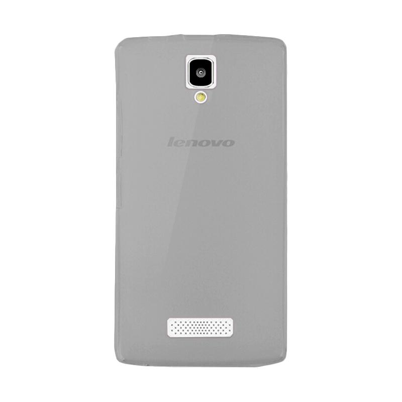 Jual Ultrathin Clear Softcase Lenovo A2010 - Hitam Online - Harga & Kualitas Terjamin | Blibli.com