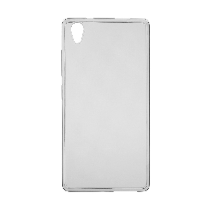 Ultrathin Softcase Casing for Infinix Zero 3 X552 - Hitam Clear
