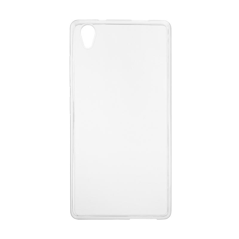 Ultrathin Softcase Casing for Infinix Zero 3 X552 - Putih Clear