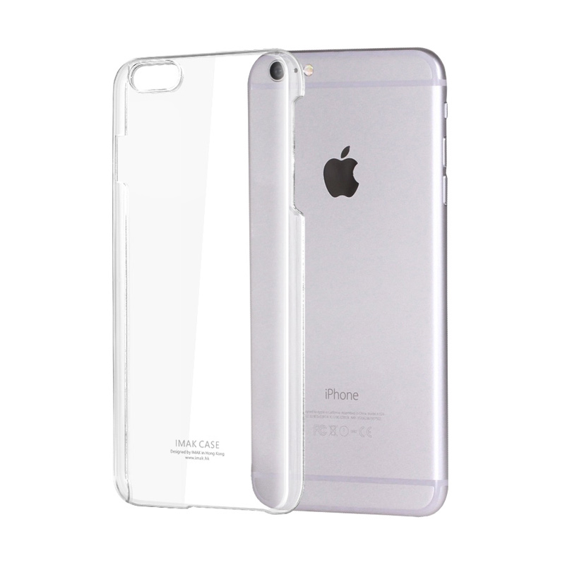 Ultrathin Softcase Casing for iPhone 6 or 6S 4.7 Inch - Putih Clear