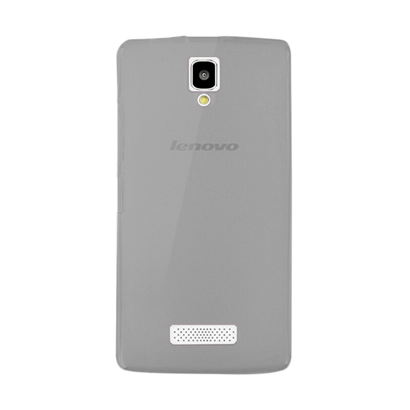 Ultrathin Softcase Casing for Lenovo A1000 - Hitam Clear