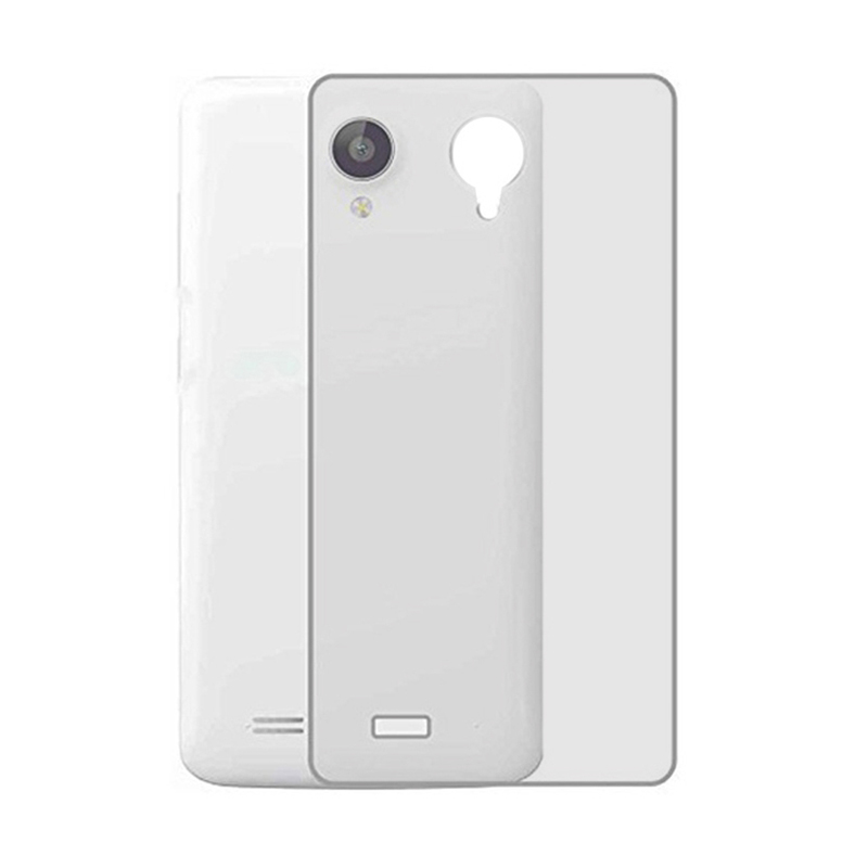 Ultrathin Softcase Casing for Lenovo A1000 - Putih Clear