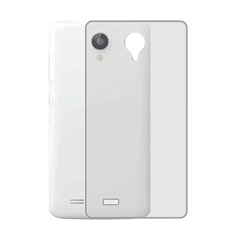 Ultrathin Softcase Casing for Lenovo A2000 - Putih Clear