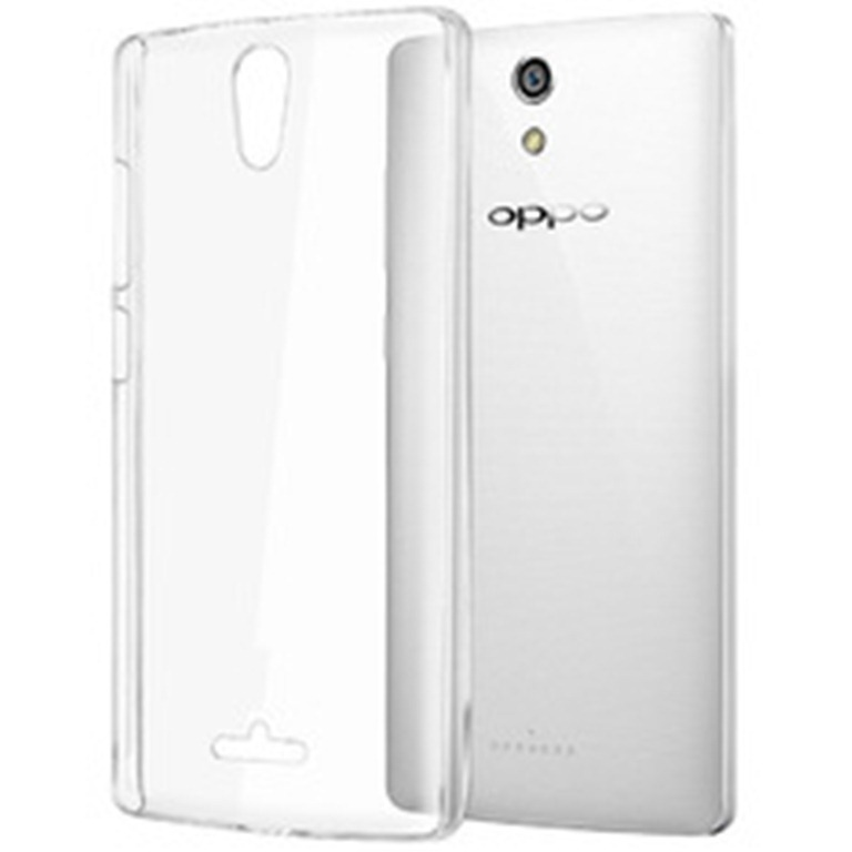 Ultrathin Clear Softcase Casing for Oppo Neo 3 - Putih