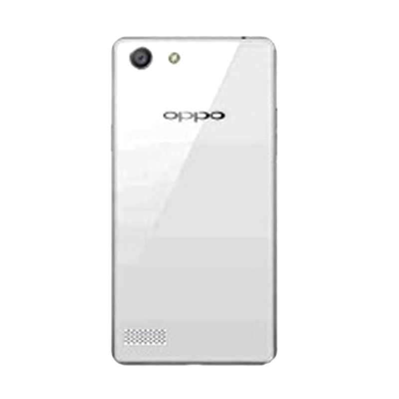 Ultrathin Clear Softcase Casing for Oppo Neo 7 A33 - Hitam