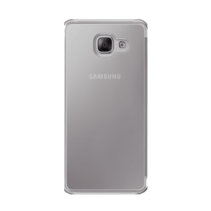 Ultrathin Softcase Casing for Samsung A310 - Hitam Clear