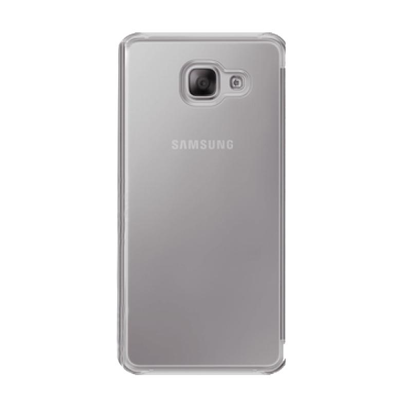Ultrathin Softcase Casing for Samsung Galaxy A510 - Hitam Clear
