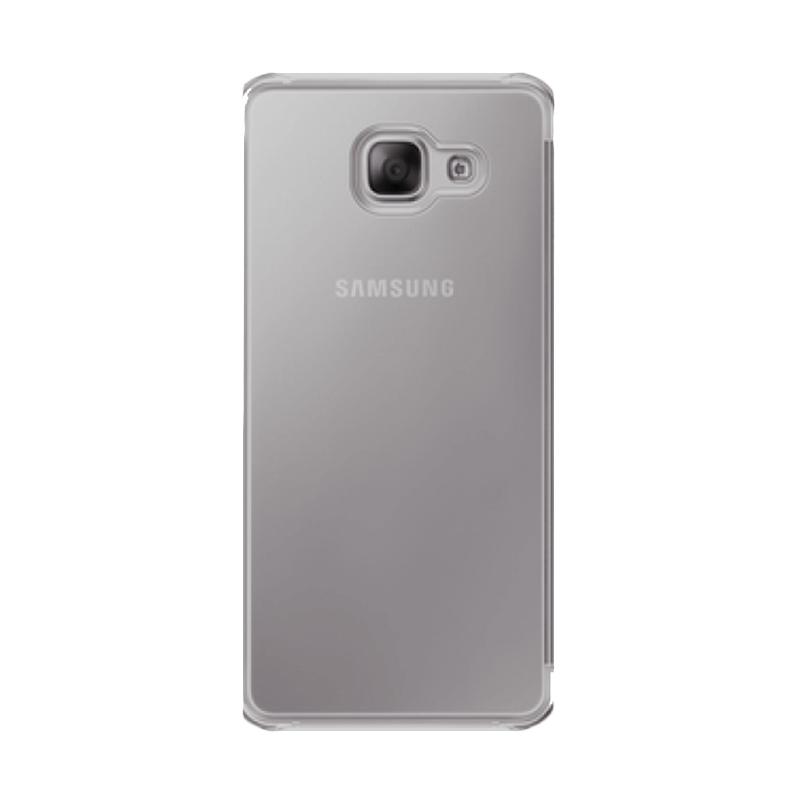 Ultrathin Softcase Casing for Samsung Galaxy A710 - Hitam Clear