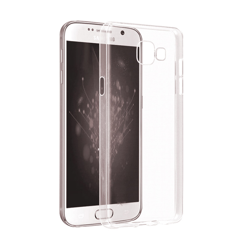 Ultrathin Softcase Casing for Samsung Galaxy A710 - Putih Clear