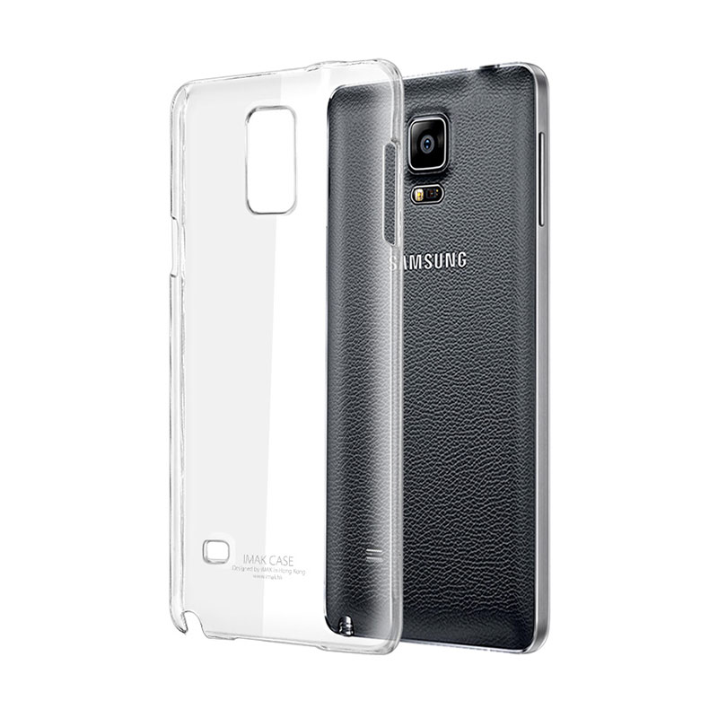 Ultrathin Softcase Casing for Samsung Galaxy Note 3 N9000 - Putih Clear