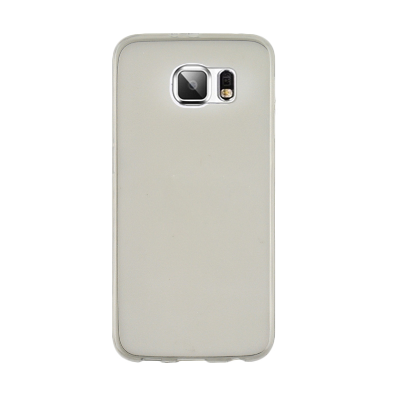 Ultrathin Softcase Casing for Samsung Note 5 - Hitam Clear