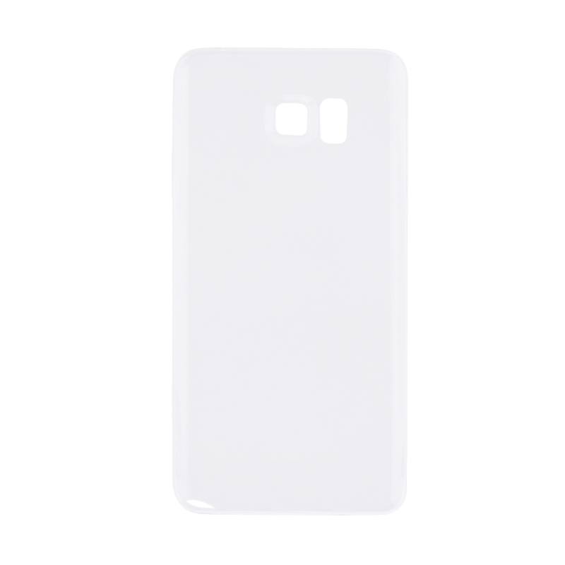 Ultrathin Softcase Casing for Samsung Note 5 - Putih Clear