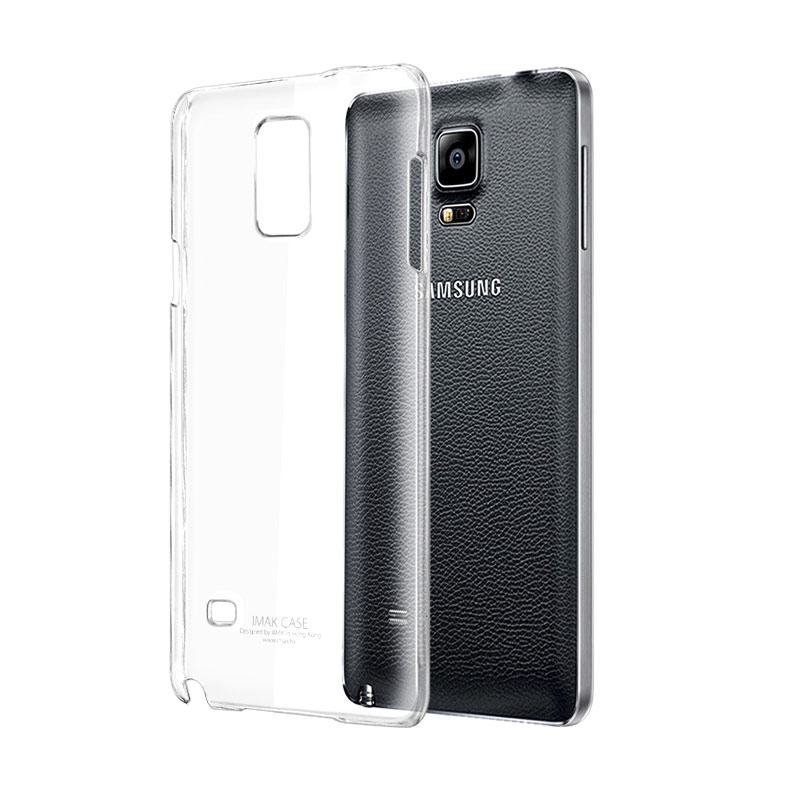Ultrathin Softcase Casing for Samsung S5 - Putih Clear