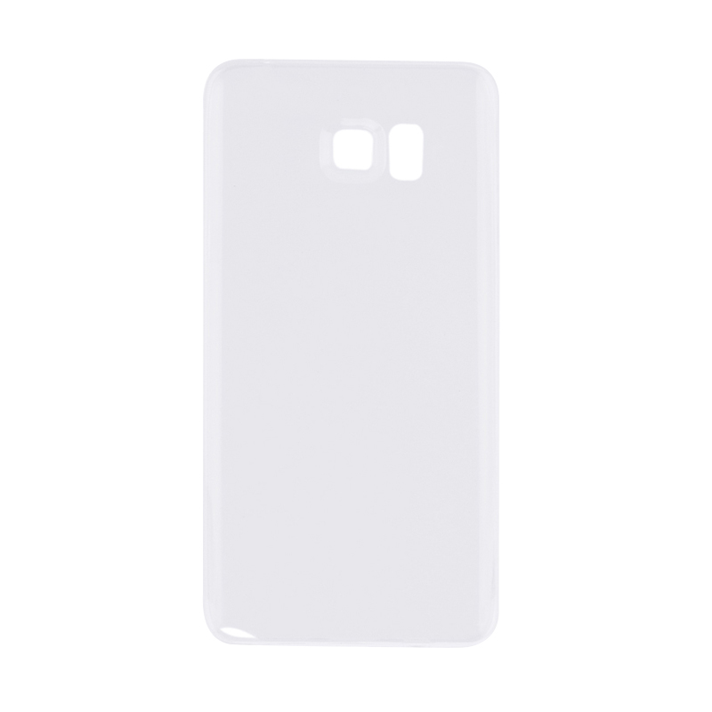 Ultrathin Softcase Casing for Samsung S6 EDGE - Putih Clear