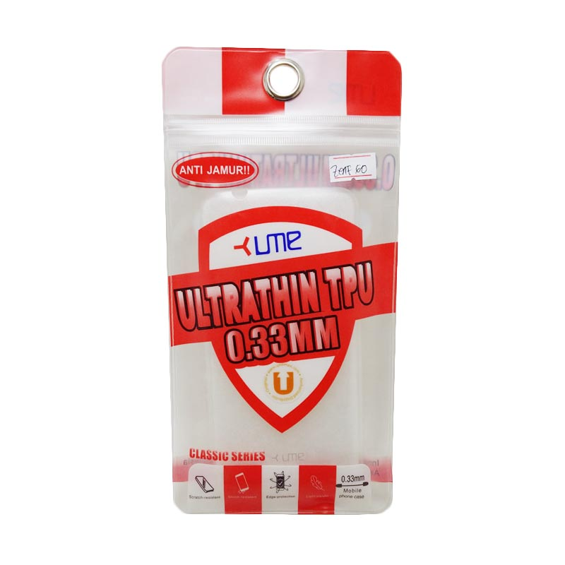 harga Ume Clear Ultra Fit Air Silicon Soft Case Asus Zenfone Go Blibli.com