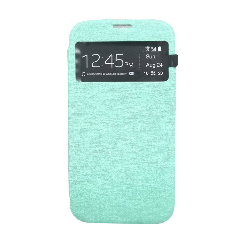 Ume Flip Cover Casing for Asus Zenfone 4 - Hijau