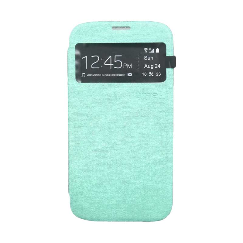 Ume Flip Cover Casing for Asus Zenfone 6 - Hijau