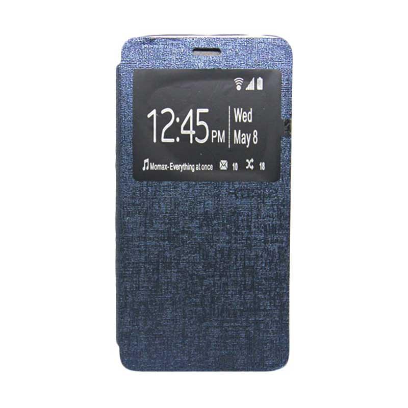 Ume Flip Cover Casing for Asus Zenfone 6 - Biru