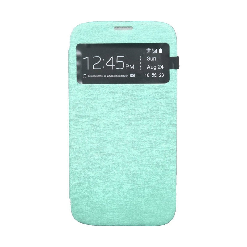 Ume Flip Cover Casing for iPhone 6 - Hijau [4.7 inch]