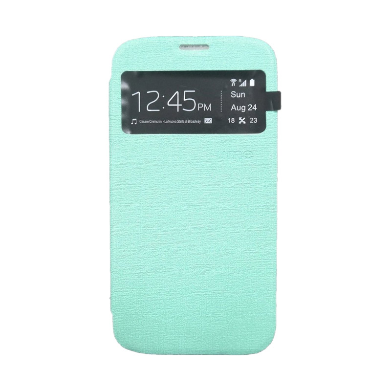Ume Flip Cover Casing for Lenovo A7000 - Hijau