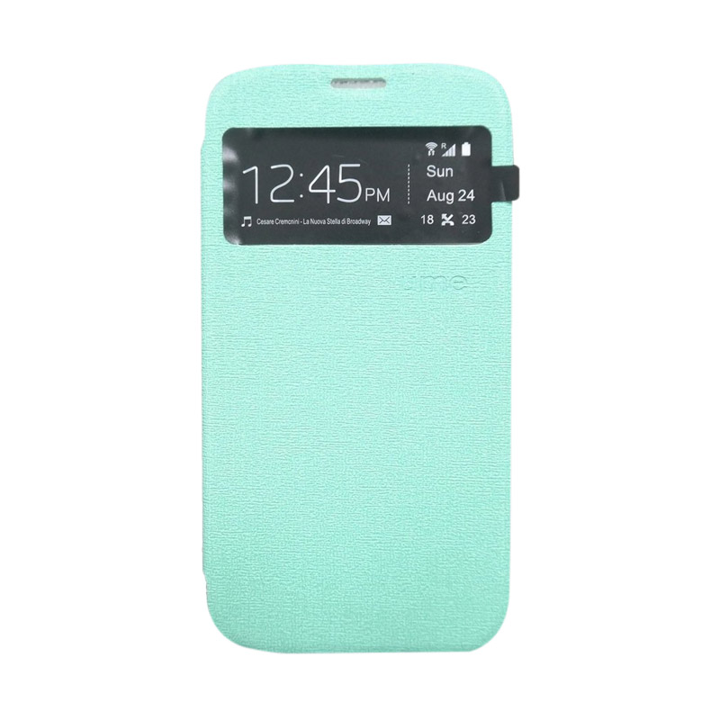 Ume Flip Cover Casing for Samsung A510 - Hijau
