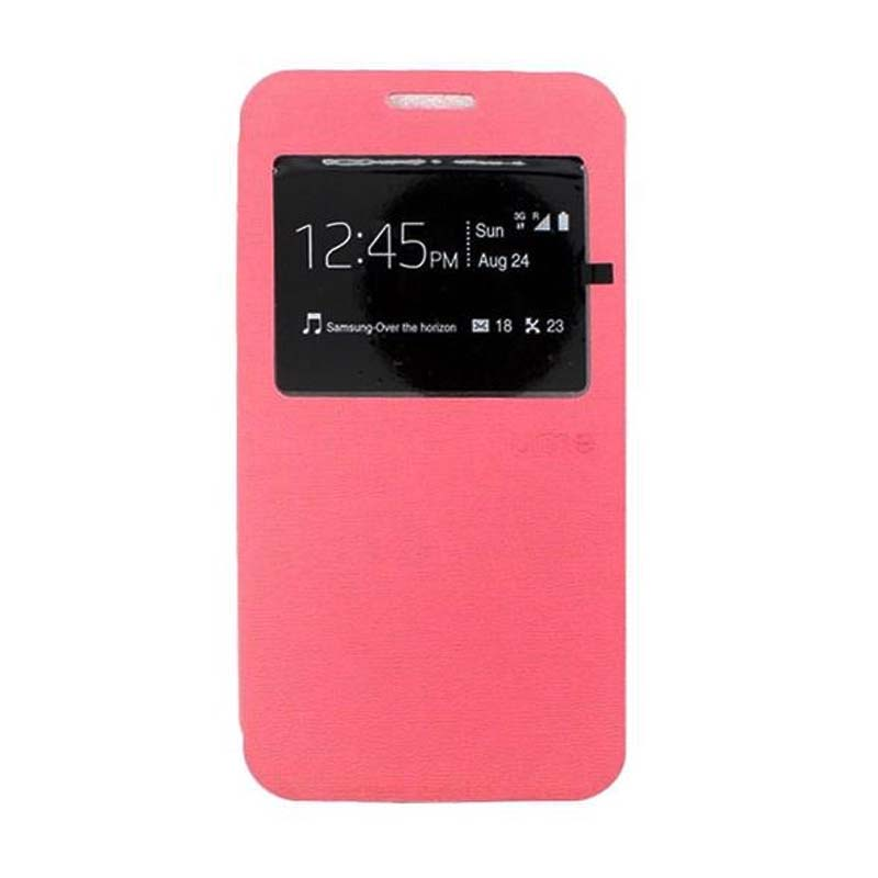 Ume Flip Cover Casing for Samsung A510 - Pink